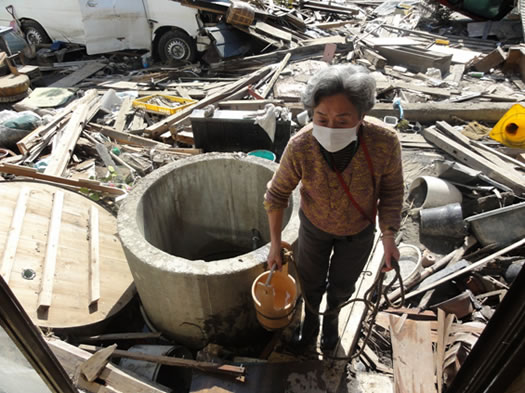 """problems faced by earthquake victims Chapter 11 – problems with """"disaster relief volunteers  for the victims of the great east japan earthquake,  over a wide area faced prolonged periods of."""